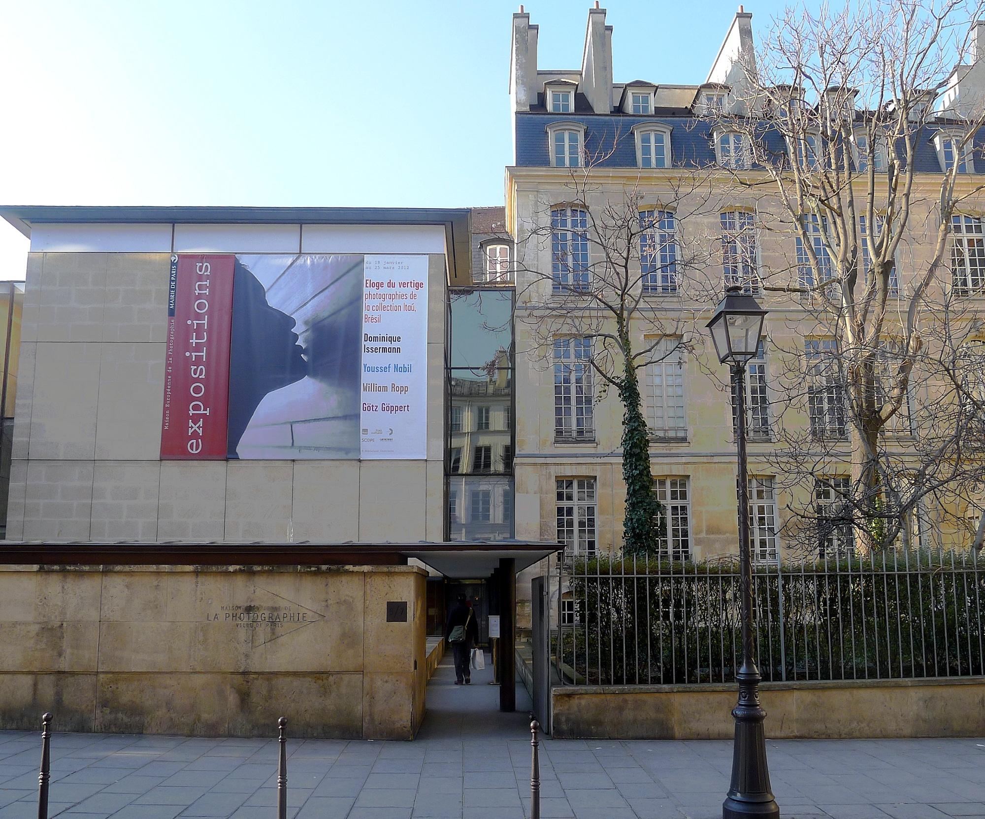 Recomendación cultural: MEP (Maison Européenne de la Photographie)